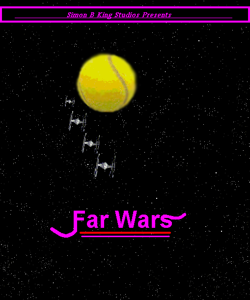 Far Wars Omslagsbild